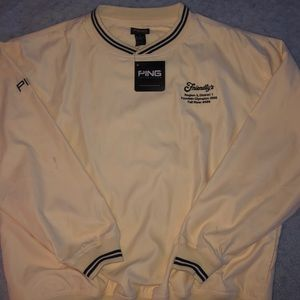 NWT PING Friendly's Vintage Jacket